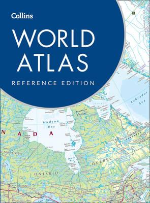 Collins World Atlas: Reference Edition (BOK)