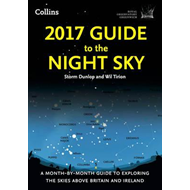 2017 Guide to the Night Sky (BOK)