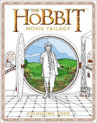 Hobbit Movie Trilogy Colouring Book (BOK)