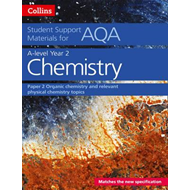 AQA A Level Chemistry Year 2 Paper 2 (BOK)