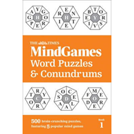 Produktbilde for Times MindGames Word Puzzles and Conundrums Book 1 (BOK)