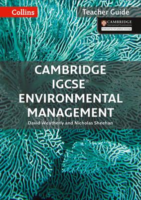 Cambridge IGCSE (R) Environmental Management Teacher Guide (BOK)