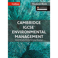 Cambridge IGCSE (R) Environmental Management Student Book (BOK)
