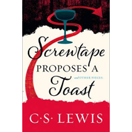 Produktbilde for Screwtape Proposes a Toast (BOK)