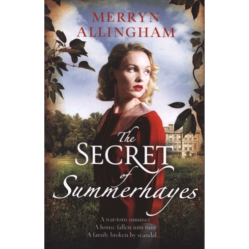 Secret of Summerhayes (BOK)