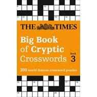Produktbilde for Times Big Book of Cryptic Crosswords Book 3 (BOK)