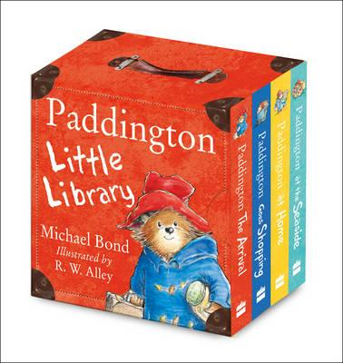Paddington Little Library (BOK)