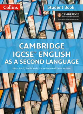 Cambridge IGCSE (R) English as a Second Language Student Boo (BOK)
