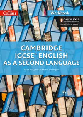 Cambridge IGCSE (R) English as a Second Language Workbook (BOK)