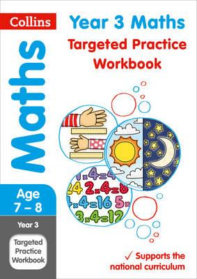 Year 3 Maths Targeted Practice Workbook (BOK)