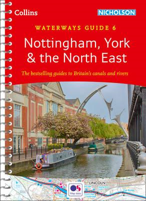 Nottingham, York & the North East No. 6 (BOK)