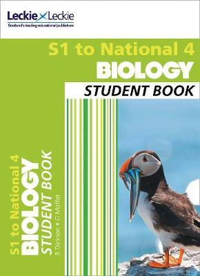 Secondary Biology: S1 to National 4 Student Book (BOK)