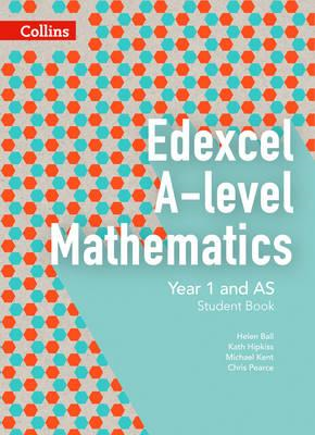 Edexcel A-level Mathematics Student Book Year 1 and AS (BOK)
