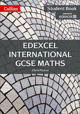 Edexcel International GCSE Maths Student Book (BOK)