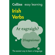 Collins Easy Learning Irish Verbs (BOK)