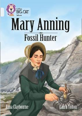Mary Anning Fossil Hunter (BOK)