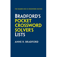 Collins Bradford's Pocket Crossword Solver's Lists (BOK)