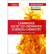 Cambridge IGCSE (R) Co-ordinated Sciences Chemistry Student (BOK)