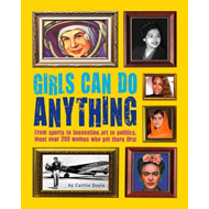 Girls Can Do Anything (BOK)