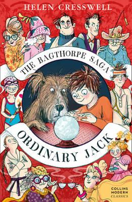 Bagthorpe Saga: Ordinary Jack (BOK)