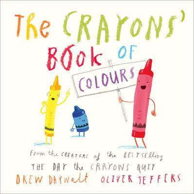 Crayons' Book of Colours (BOK)