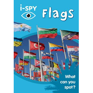 i-SPY Flags (BOK)