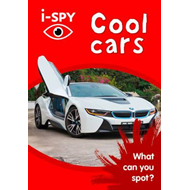 i-SPY Cool Cars (BOK)