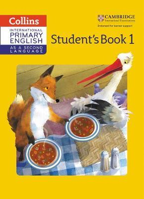 Cambridge Primary English as a Second Language Student Book (BOK)