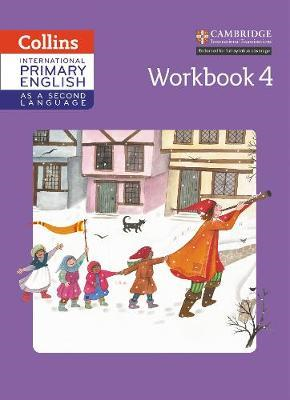 Cambridge Primary English as a Second Language Workbook Stag (BOK)