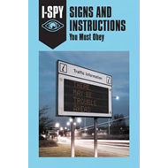 I-SPY SIGNS AND INSTRUCTIONS: You Must Obey (BOK)