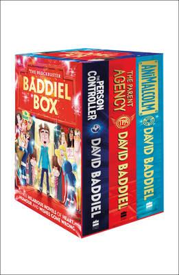 Blockbuster Baddiel Box (The Parent Agency, The Person Contr (BOK)