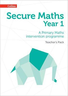 Secure Year 1 Maths Teacher's Pack (BOK)