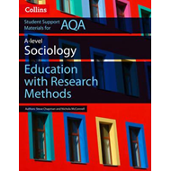 AQA AS and A Level Sociology Education with Research Methods (BOK)