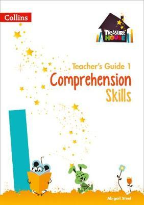 Comprehension Skills Teacher's Guide 1 (BOK)