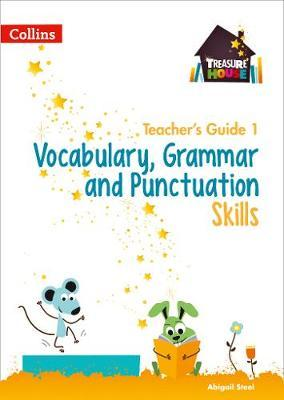 Vocabulary, Grammar and Punctuation Skills Teacher's Guide 1 (BOK)