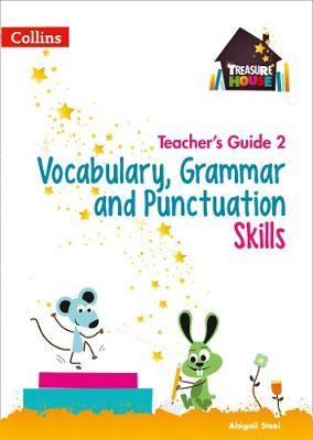 Vocabulary, Grammar and Punctuation Skills Teacher's Guide 2 (BOK)
