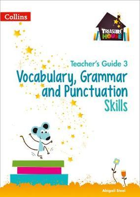 Vocabulary, Grammar and Punctuation Skills Teacher's Guide 3 (BOK)