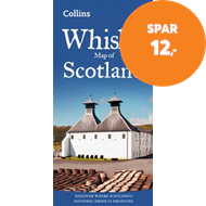 Produktbilde for Whisky Map of Scotland (BOK)
