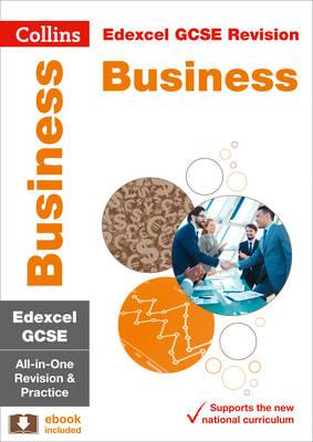 Edexcel GCSE 9-1 Business All-in-One Revision and Practice (BOK)