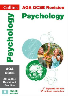 AQA GCSE Psychology All-in-One Revision and Practice (BOK)