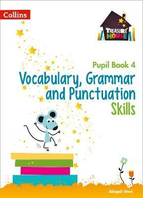 Vocabulary, Grammar and Punctuation Skills Pupil Book 4 (BOK)