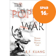 Produktbilde for The Poppy War (BOK)