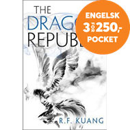 Produktbilde for The Dragon Republic (BOK)