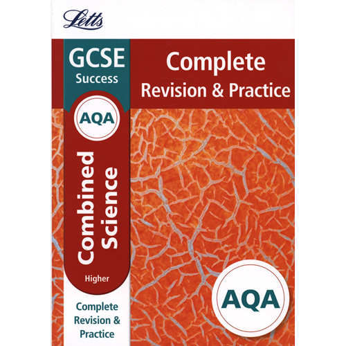 AQA GCSE Combined Science Higher Complete Revision & Practic (BOK)