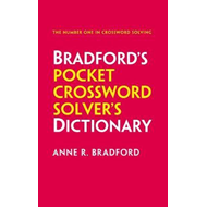 Collins Bradford's Pocket Crossword Solver's Dictionary (BOK)