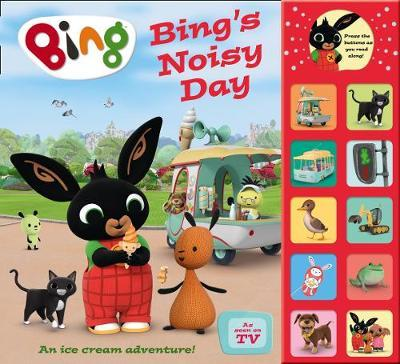 Bing's Noisy Day (BOK)
