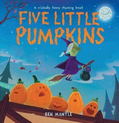Five Little Pumpkins (BOK)