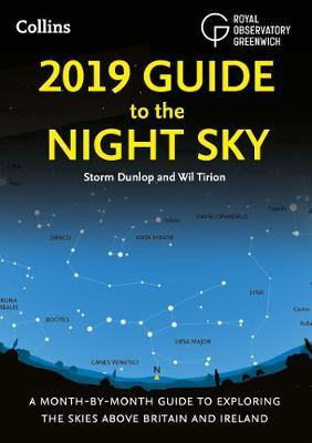 2019 Guide to the Night Sky (BOK)