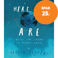 Produktbilde for Here We Are - Notes for Living on Planet Earth (BOK)