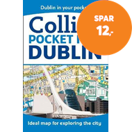 Produktbilde for Dublin Pocket Map - The Perfect Way to Explore Dublin (BOK)